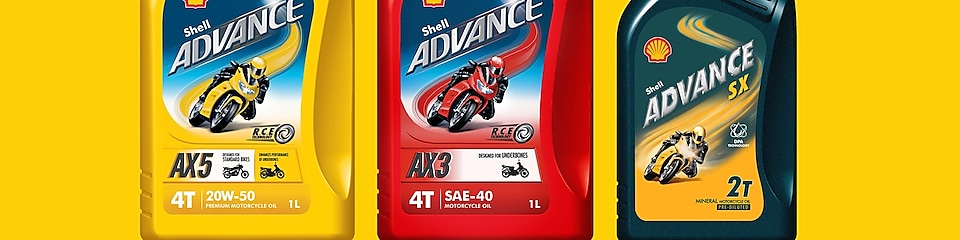 Why Shell Advance - Lubricant for bikes