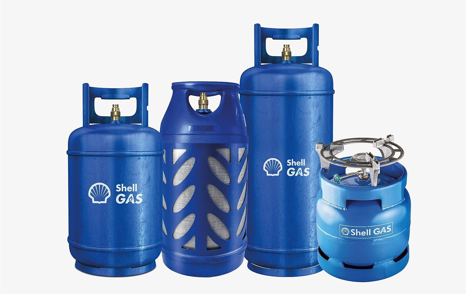 Refill your Shell Gas cylinder, enjoy a discount!